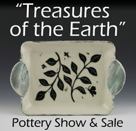 Treasures of the Earth Pottery Show & Sale